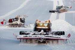 Prinoth domine le marché nord-américain de l'équipement d'entretien de pistes de ski et devrait gagner du terrain sur le marché européen grâce au contrat des J.O. de Sotchi.