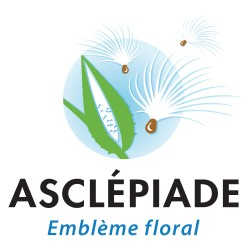 VILLE_DE_GRANBY_Embleme_floral_Asclepiade