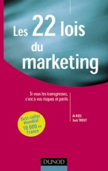 22 lois du marketing