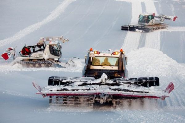 Publié le 19 décembre 2013 Prinoth domine le marché nord-américain de l'équipement d'entretien de pistes de ski et devrait gagner du terrain sur le marché européen grâce au contrat des J.O. de Sotchi.