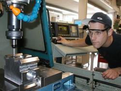Photo usinage machine-outils
