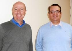 David Caroni et Pablo Hernandez de Multiwalls