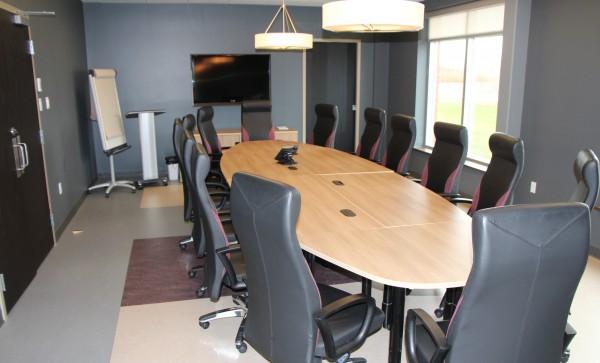Grande salle de conférence