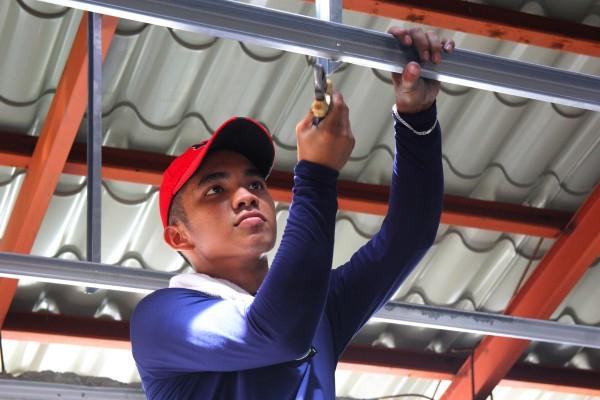 travailleur philippin