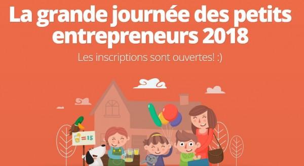 Grande journée des petits entrepreneurs