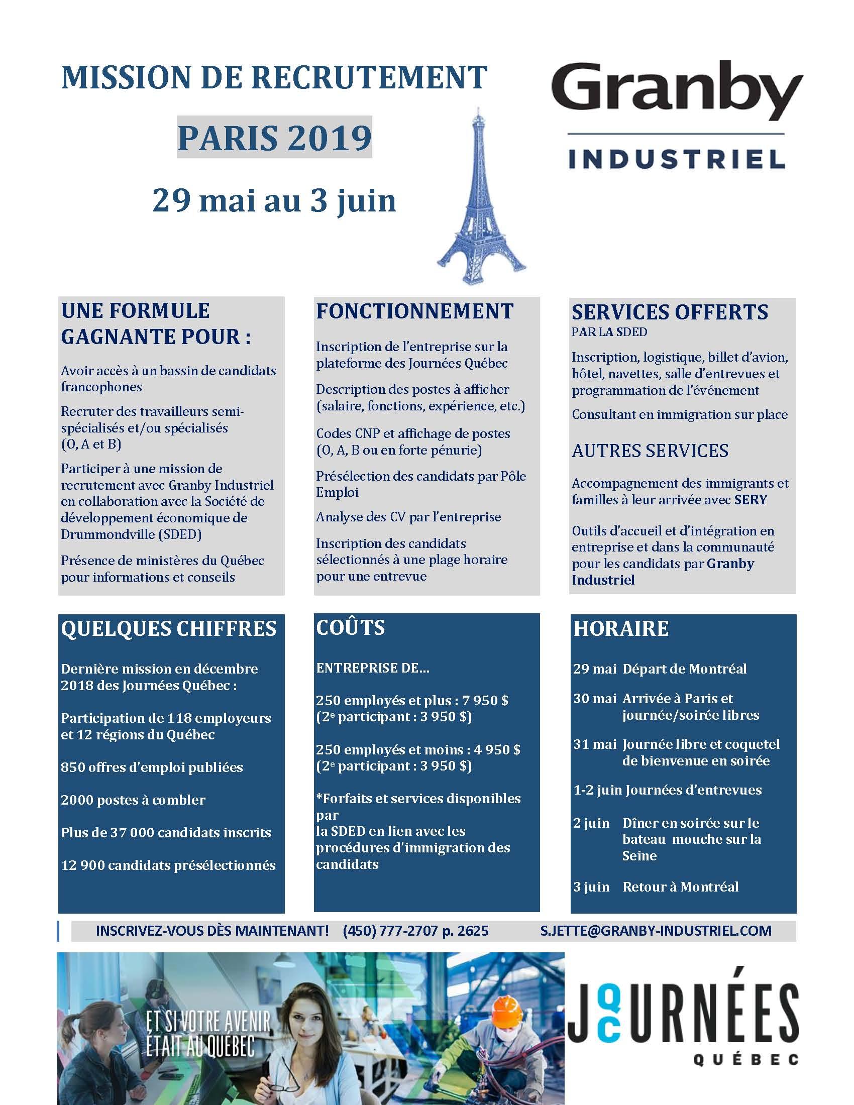 Info entreprise mission JQ Juin-2019-1